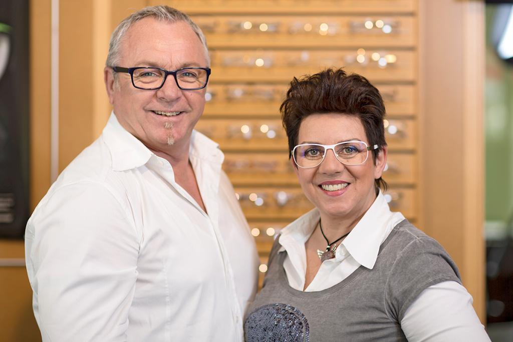 Porträtfotografie: Geschäftsleitung Optik-Unternehmen | Foto: Dieter Eikenberg, imprints