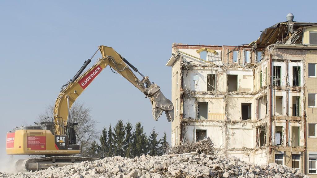 Gebäudeabriss | Foto: Dieter Eikenberg, imprints