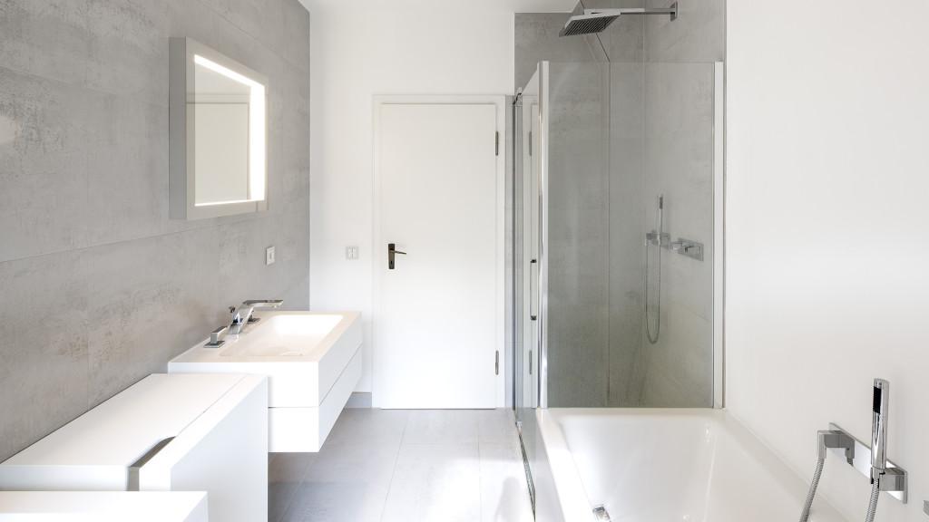 Architekturfotografie, Innenarchitektur: Badezimmer | Fotograf Dieter Eikenberg