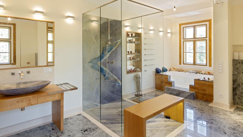 Innenarchitektur: Badezimmer | Foto: Dieter Eikenberg, imprints