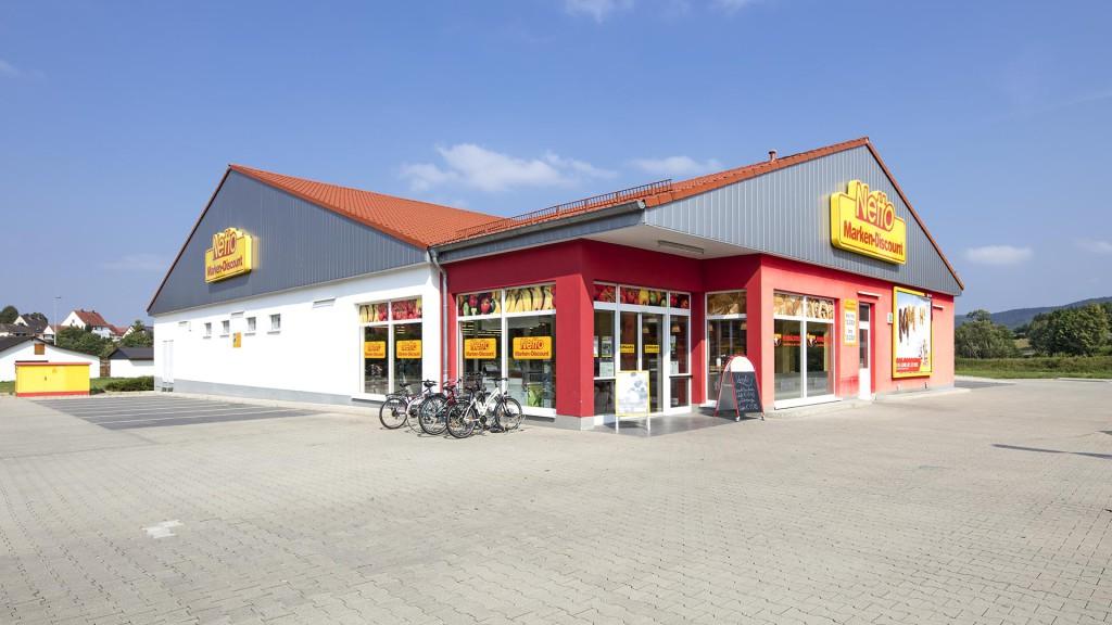 Architekturfotografie: Supermarkt | Foto: Dieter Eikenberg