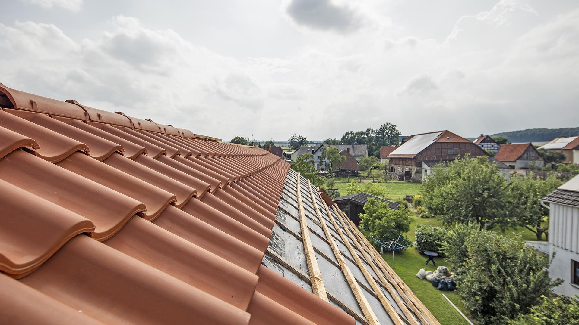 Architekturfotografie: Dach, Teileindeckung | Foto: Dieter Eikenberg, imprints