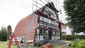 Architekturfotografie: Dacheindeckung   Foto: Dieter Eikenberg, imprints