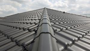 Architekturfotografie: diagonale Dachansicht   Foto: Dieter Eikenberg, imprints