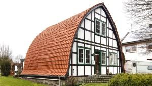 Architekturfotografie: Dach bis zum Boden   Foto: Dieter Eikenberg, imprints