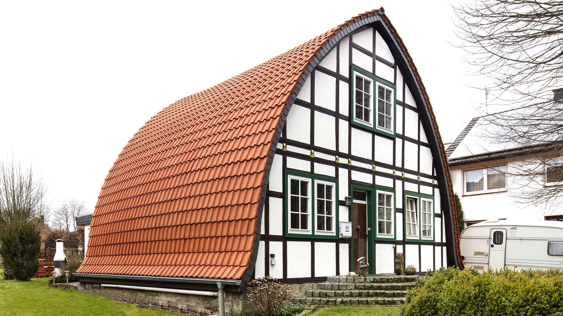 Architekturfotografie: Dach bis zum Boden | Foto: Dieter Eikenberg, imprints