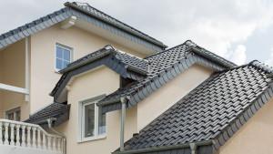Architekturfotografie: Dachkomposition   Foto: Dieter Eikenberg, imprints