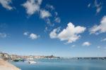 Landschaftsfotografie, Regionalporträt: Hafen von Barfleur, Normandie | Foto: Dieter Eikenberg, imprints