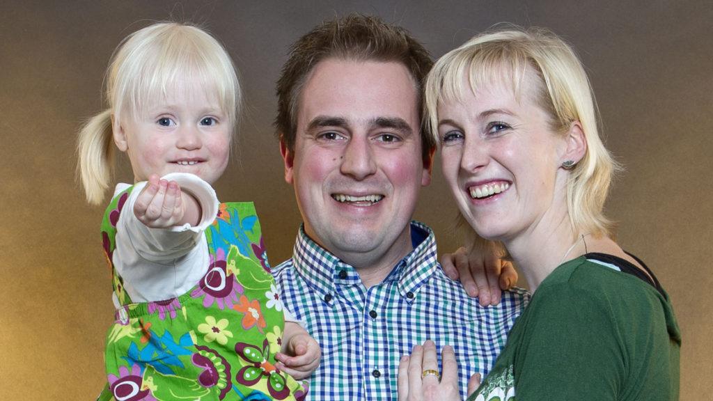 Porträtfotografie: Familie | Foto: Dieter Eikenberg, imprints