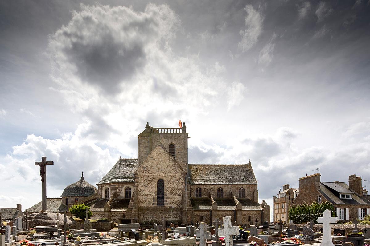 Architekturfotografie, Regionalporträt: Normandie | Foto: Dieter Eikenberg, imprints