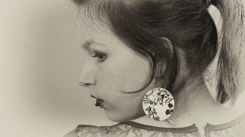 Porträtfotografie: Junge Frau antik | Foto: Dieter Eikenberg, imprints