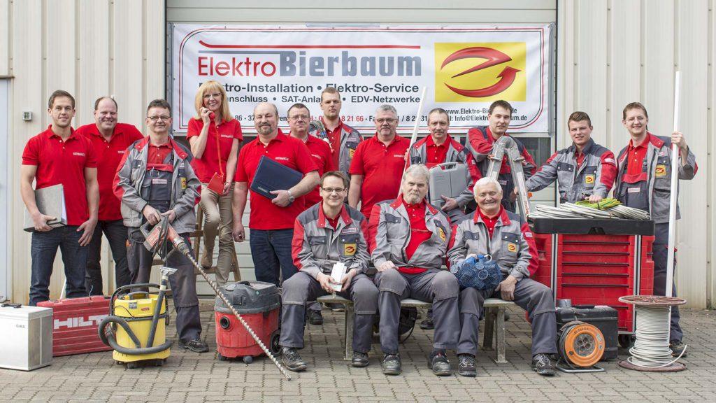 Porträtfotografie: Elektriker-Team | Foto: Dieter Eikenberg, imprints