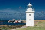 Landschaftsfotografie, Regionalporträt: Hafen Barfleur, Normandie | Foto: Dieter Eikenberg, imprints