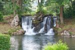 Landschaftsfotografie, Regionalporträt: Wasserfall, Normandie | Foto: Dieter Eikenberg, imprints