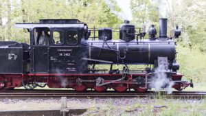 Landschaftsfotografie, Regionalporträt: Waldeisenbahn Oberlausitz | Foto: Dieter Eikenberg, imprints