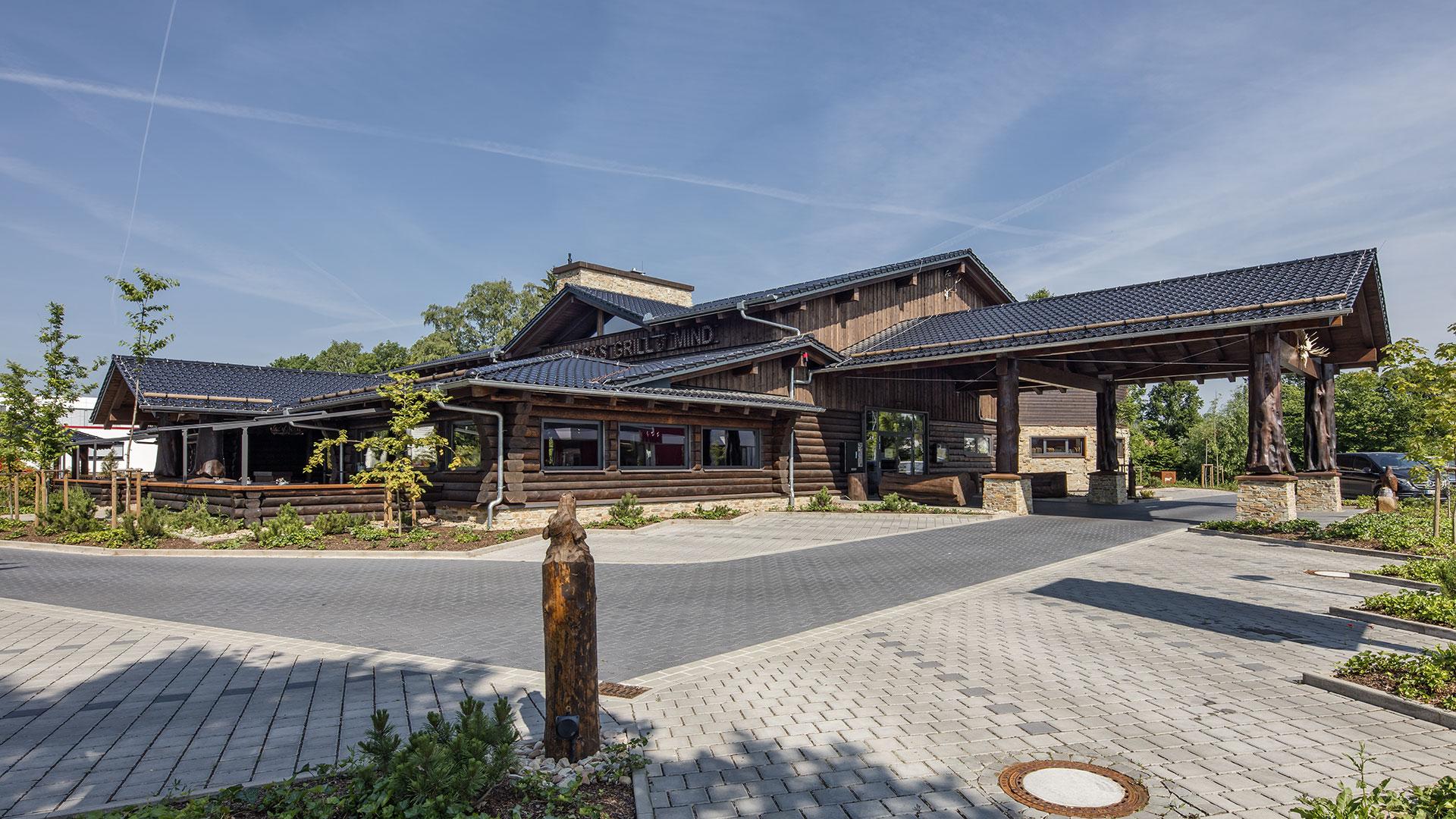 Architekturfotografie: Dachgeometrie | Foto: Dieter Eikenberg, imprints