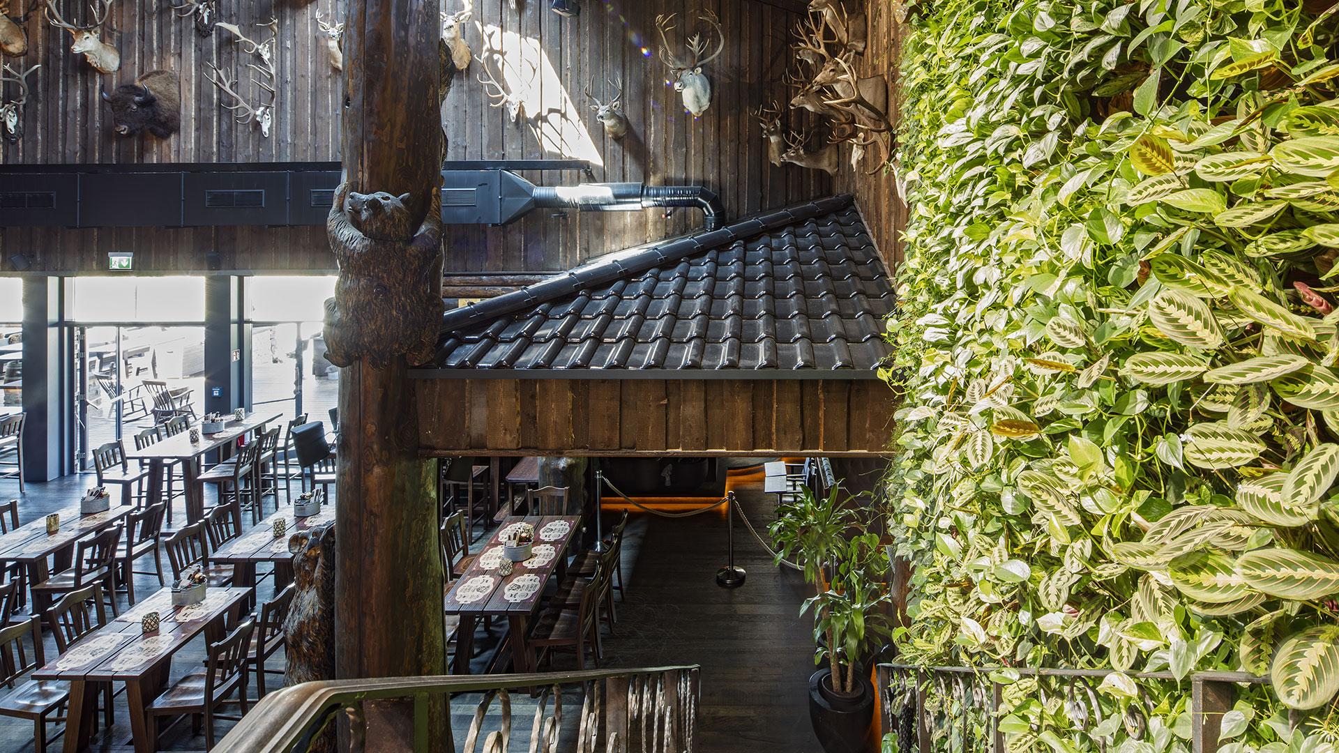 Architekturfotografie: Dachziegel - auch innen | Foto: Dieter Eikenberg, imprints
