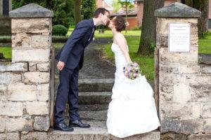 Hochzeitsfotografie: Hochzeits-Kuss | Foto: Dieter Eikenberg, imprints
