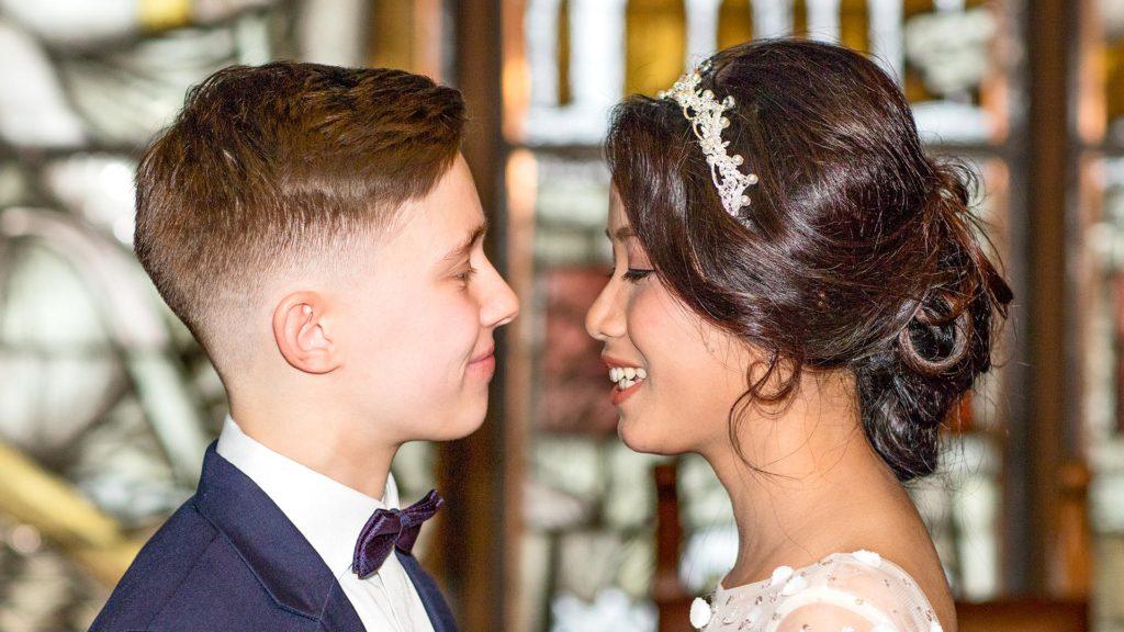 Hochzeitsfotografie: Hochzeitspaar im Standesamt | Foto: Dieter Eikenberg, imprints