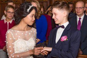 Hochzeitsfotografie: Hochzeitsringe | Foto: Dieter Eikenberg, imprints