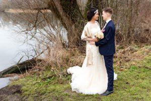 Hochzeitsfotografie: Hochzeitspaar | Foto: Dieter Eikenberg, imprints