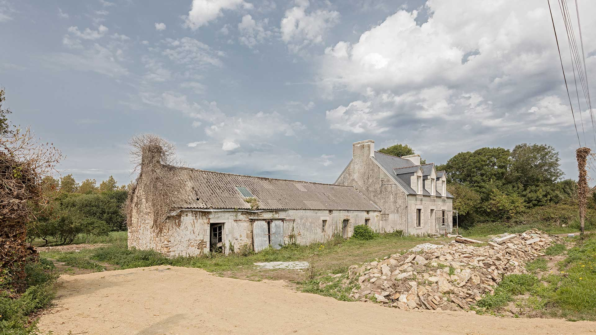 Bretagne - Lost Places
