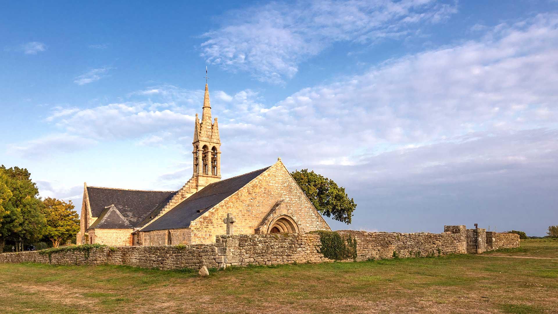 Kirche Sued-Bretagne