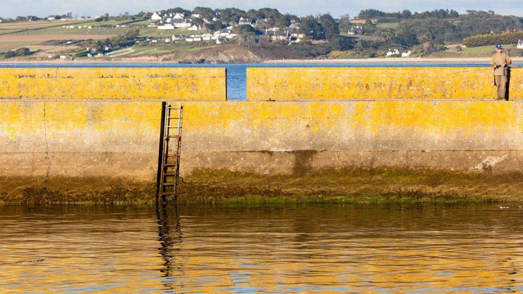 Landschaftsfotografie: Bretagne, Kai von Douarnenez | Foto: Dieter Eikenberg, imprints
