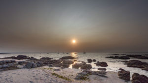 Landschaftsfotografie | Loctudy Sonnenaufgang