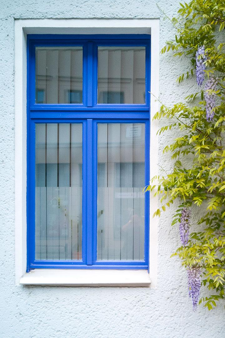 Stadt- und Landschaftsfotografie, Regionalporträt: Fensterbild Wittenberg | Foto: Dieter Eikenberg, imprints
