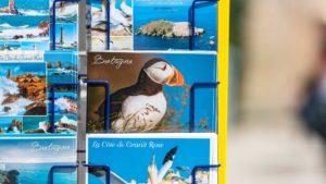 Naturfotografie, Tierfotografie: Côte de Granit Rose – Postkarten | Foto: Dieter Eikenberg, imprints