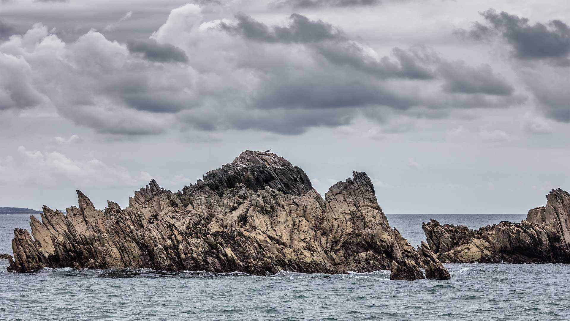 Landschaftsfotografie: Tour zu den Les Sept Iles | Foto: Dieter Eikenberg, imprints