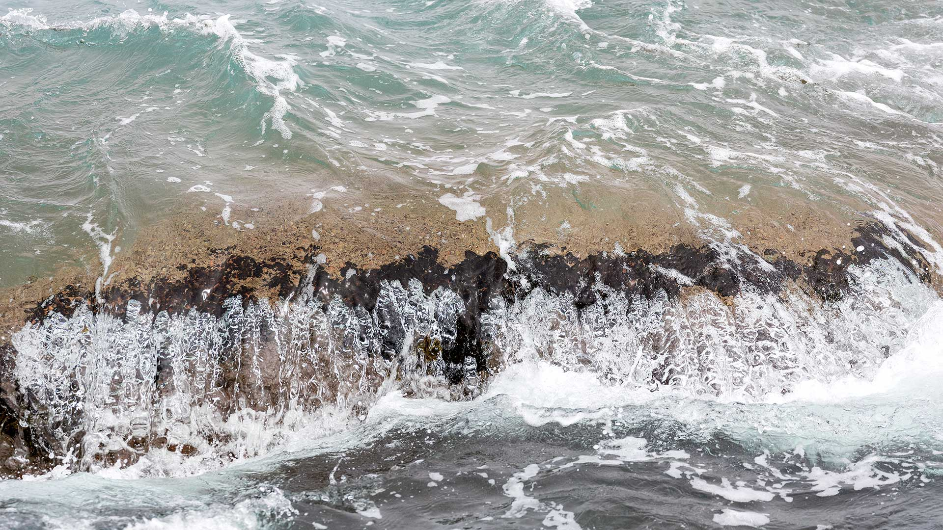 Landschaftsfotografie: Côte de Granit Rose – Wehr am Meer | Foto: Dieter Eikenberg, imprints