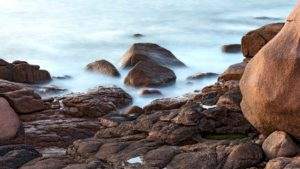 Landschaftsfotografie: Côte de Granit Rose – Felsen-Meer | Foto: Dieter Eikenberg, imprints