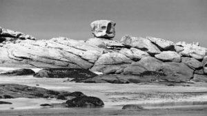 Landschaftsfotografie: Côte de Granit Rose - Würfel | Foto: Dieter Eikenberg, imprints