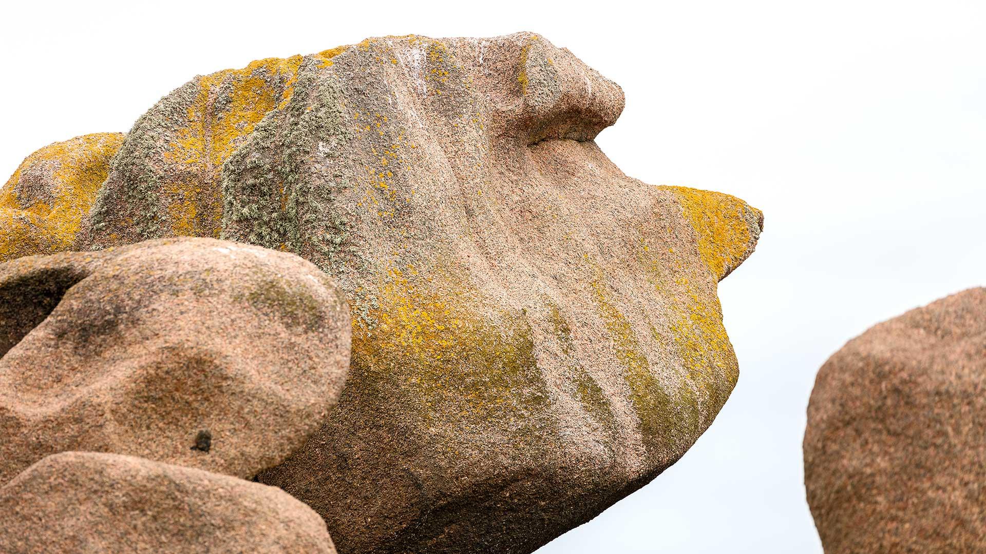 Landschaftsfotografie: Côte de Granit Rose – Donald Trump? | Foto: Dieter Eikenberg, imprints