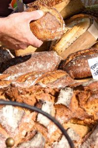 Regionalporträt: Bretagne Märkte – Bio-Brot | Foto: Dieter Eikenberg, imprints
