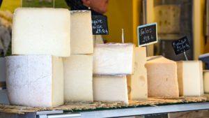 Regionalporträt: Bretagne Märkte – Bretonischer Käse | Foto: Dieter Eikenberg, imprints