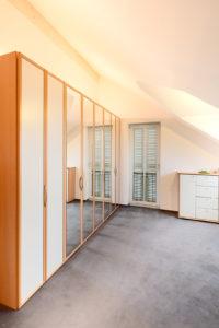 Architekturfotografie, Innenarchitektur: Ankleideraum   Foto: Dieter Eikenberg, imprints