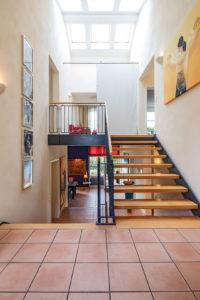 Architekturfotografie, Innenarchitektur: Treppenhaus   Foto: Dieter Eikenberg, imprints