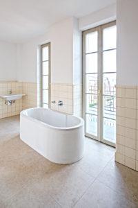 Architekturfotografie, Innenarchitektur: Badezimmer   Foto: Dieter Eikenberg, imprints