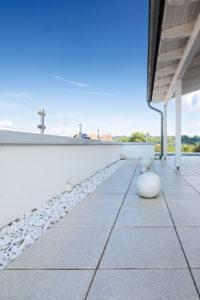 Architekturfotografie: Terrasse   Foto: Dieter Eikenberg, imprints