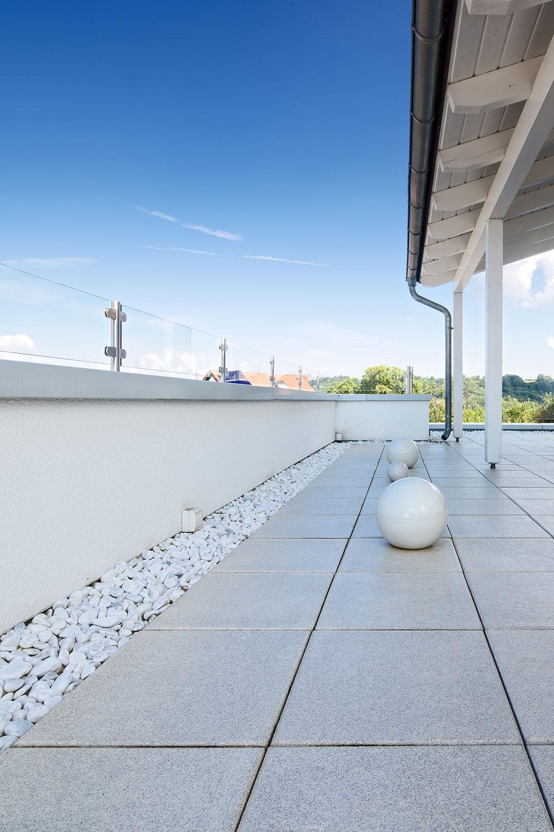 Architekturfotografie: Terrasse | Foto: Dieter Eikenberg, imprints