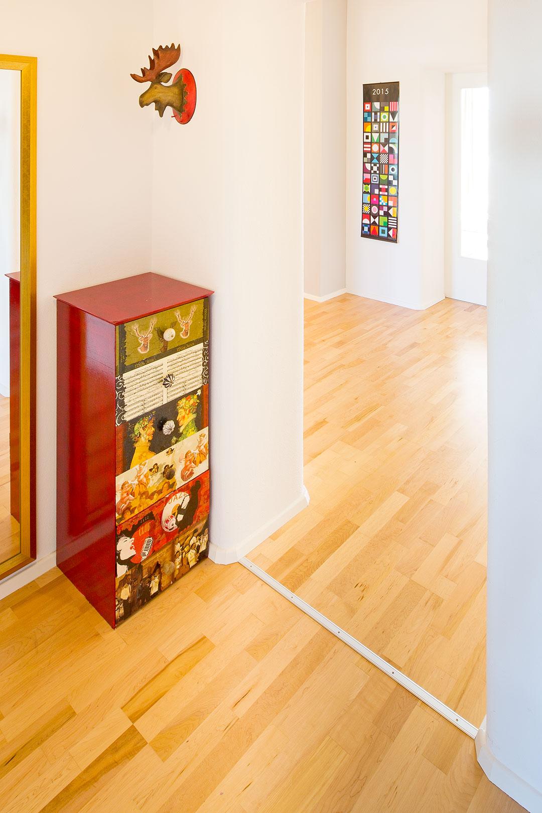 Architekturfotografie, Innenarchitektur: Räume Teilansicht | Foto: Dieter Eikenberg, imprints