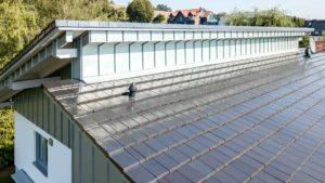 Architekturfotografie, Drohne: Luftaufnahme Dach   Foto: Dieter Eikenberg, imprints