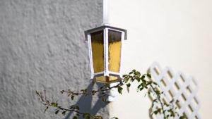 Architekturfotografie: Aussenbeleuchtung   Foto: Dieter Eikenberg, imprints
