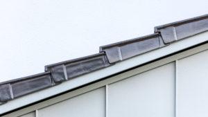 Architekturfotografie: Dach, Seitenansicht   Foto: Dieter Eikenberg, imprints