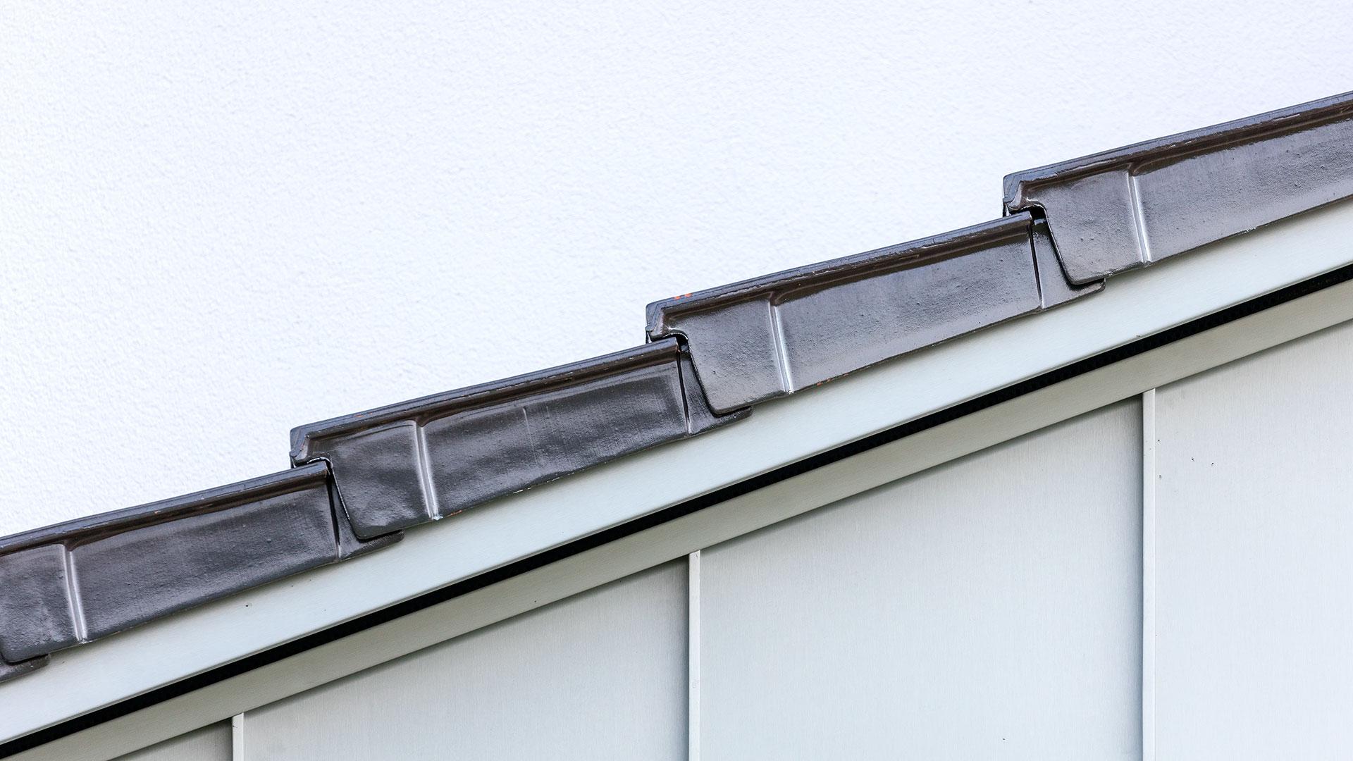 Architekturfotografie: Dach, Seitenansicht | Foto: Dieter Eikenberg, imprints