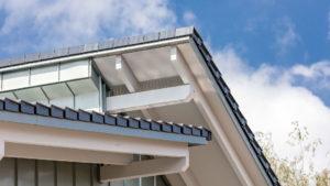 Architekturfotografie: Dach   Foto: Dieter Eikenberg, imprints
