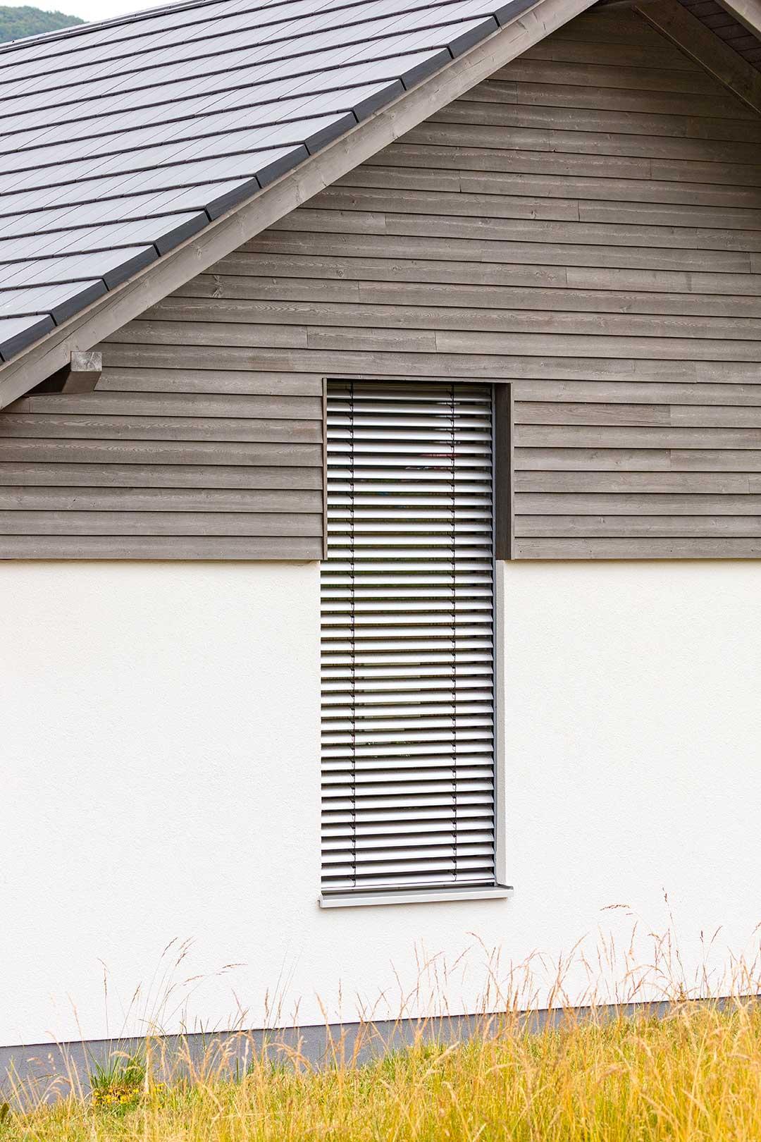 Architekturfotografie: Haus, Teilansicht | Foto: Dieter Eikenberg, imprints